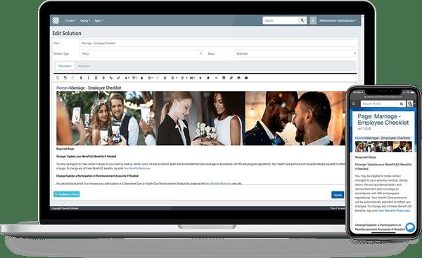 employee portal configuration