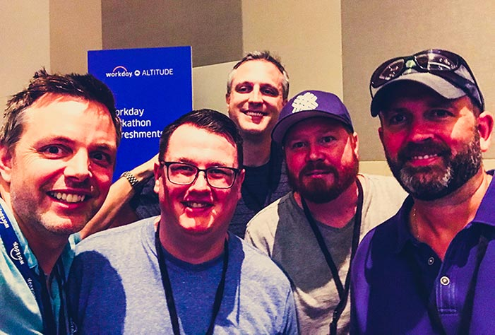 Dovetail Hackathon Team 2017